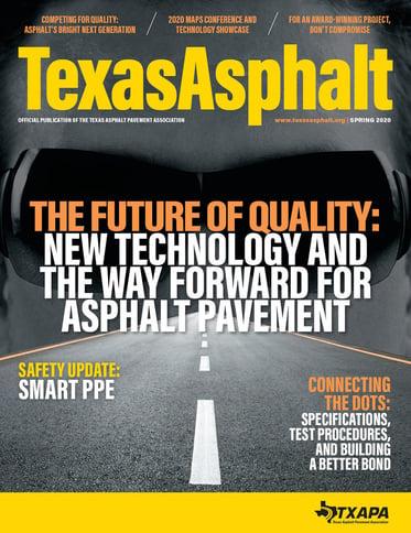 Texas Asphalt Pavement Association FleetWatcher Tehcnology
